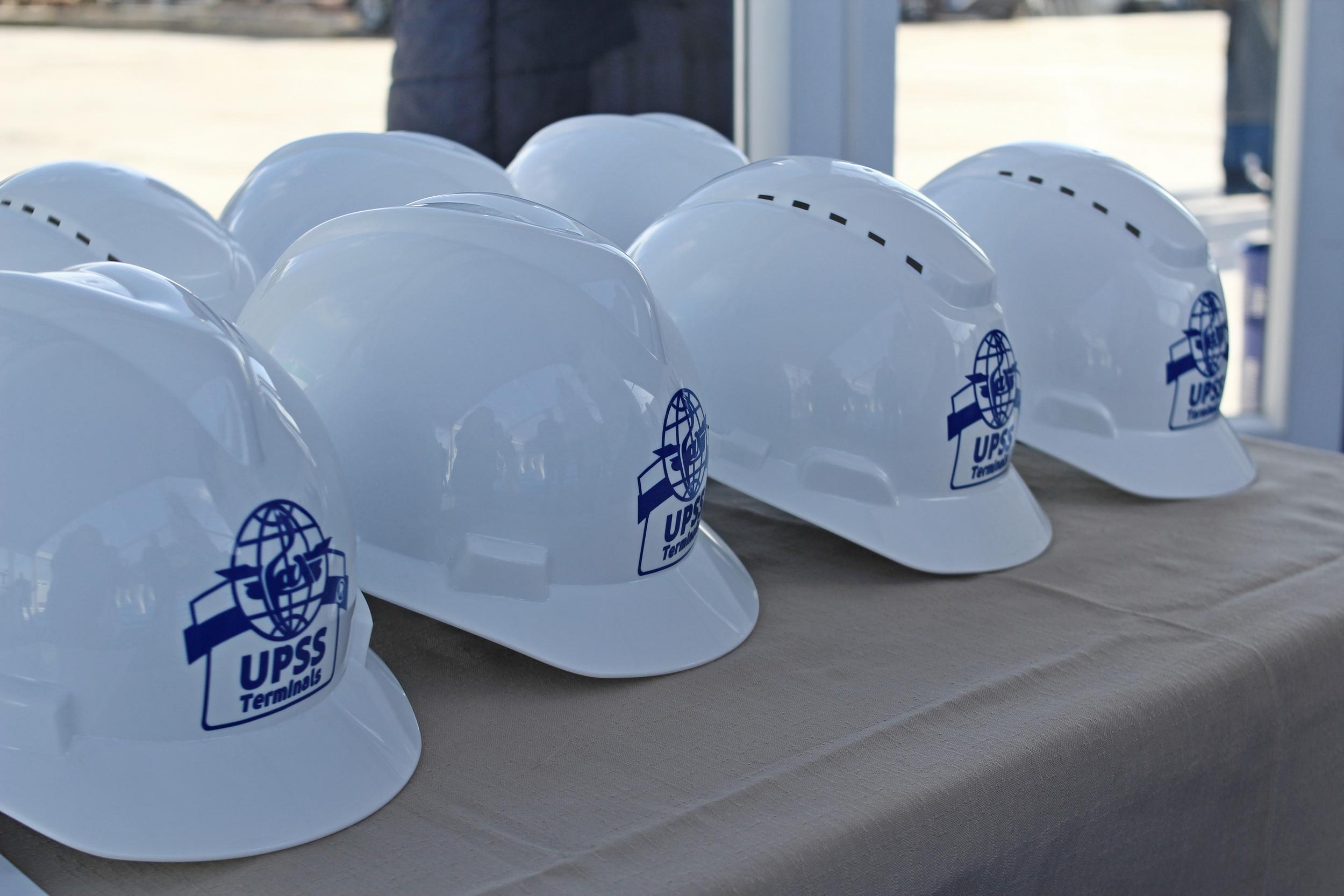 Открытие терминала UPSS Николаев Бихеппи