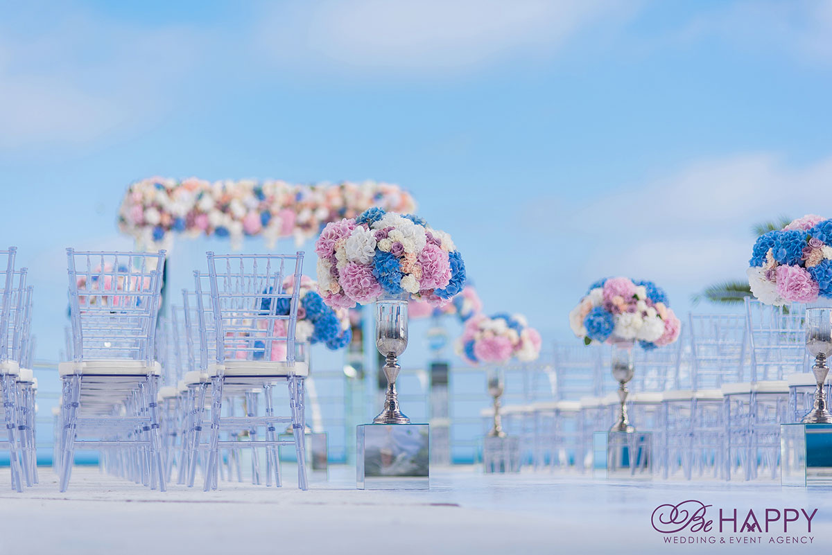 Цветочные композиции из живых гортензий свадьба би хеппи