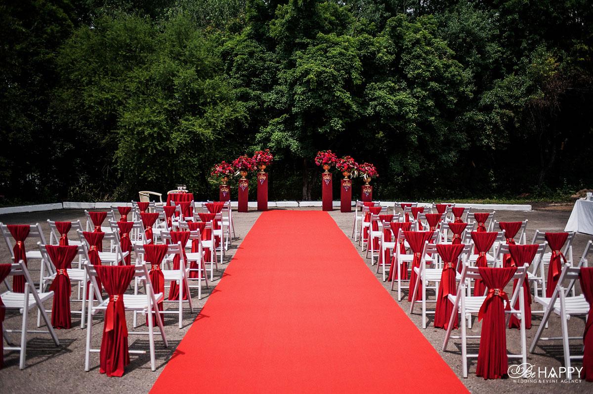 Выездная свадебная церемония под ключ Би Хеппи Николаев