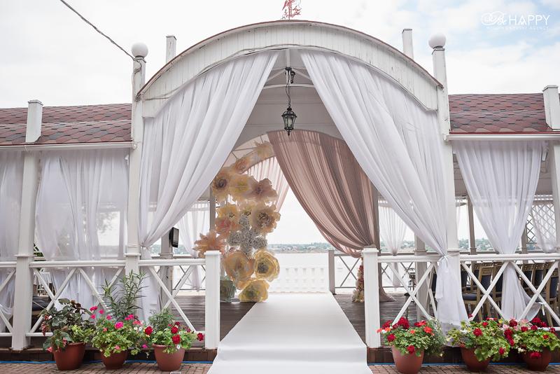Ресторан Старгород выездная свадебная церемония Николаев