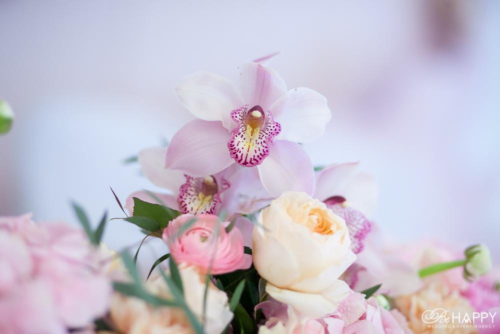 Свадебная флористика фото живые орхидеи, розы и ранункулюсы