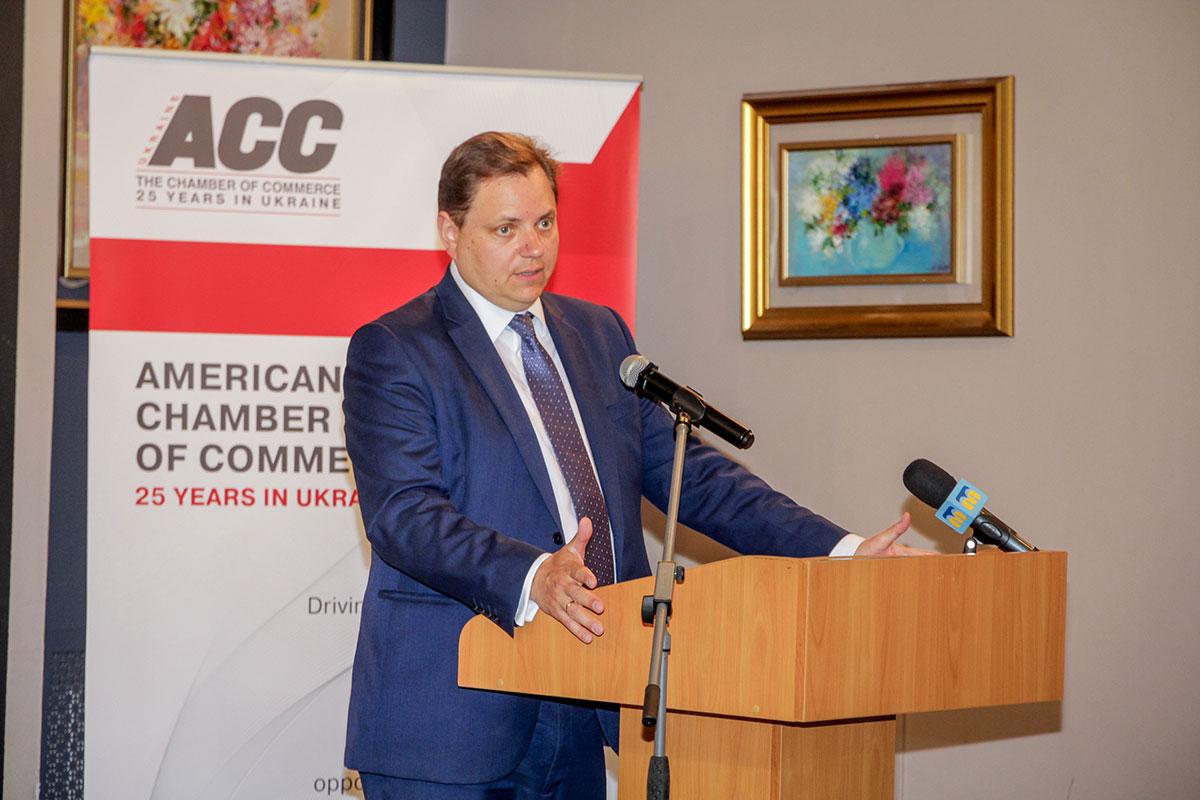 Выступление на деловой конференции фото спикера Николаев