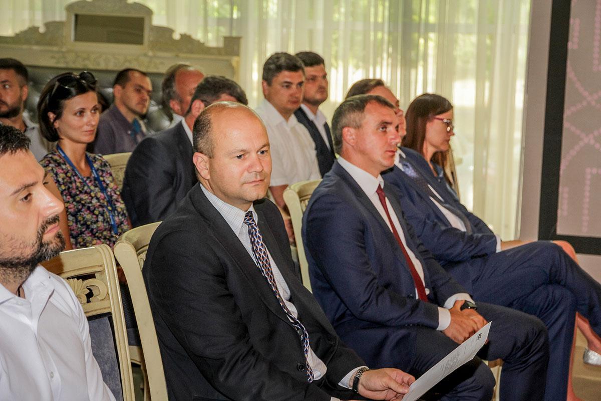 Гости конференции Американской торговой палаты в Украине