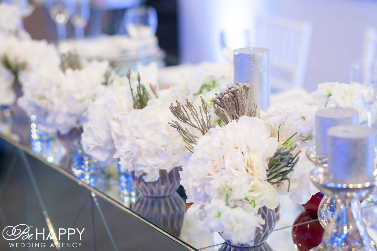 Свадебный декор Be happy wedding and event agency