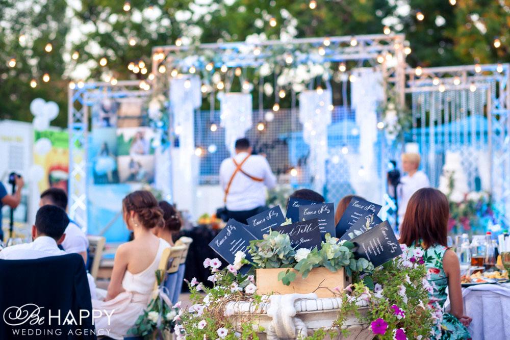 Бихеппи выездная свадебная церемония под ключ Николаев