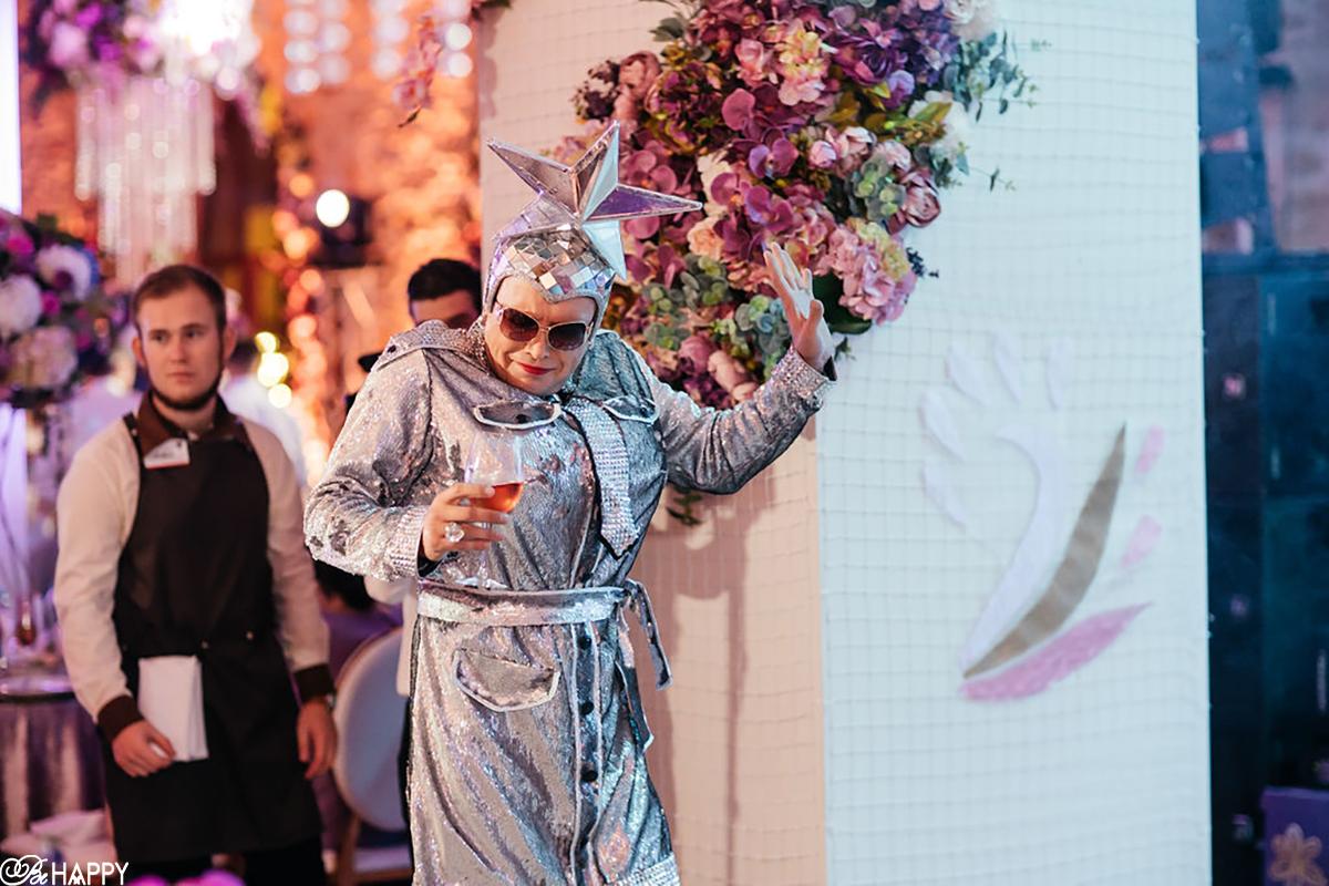 Верка Сердючка шоу-программа свадьба Би Хеппи