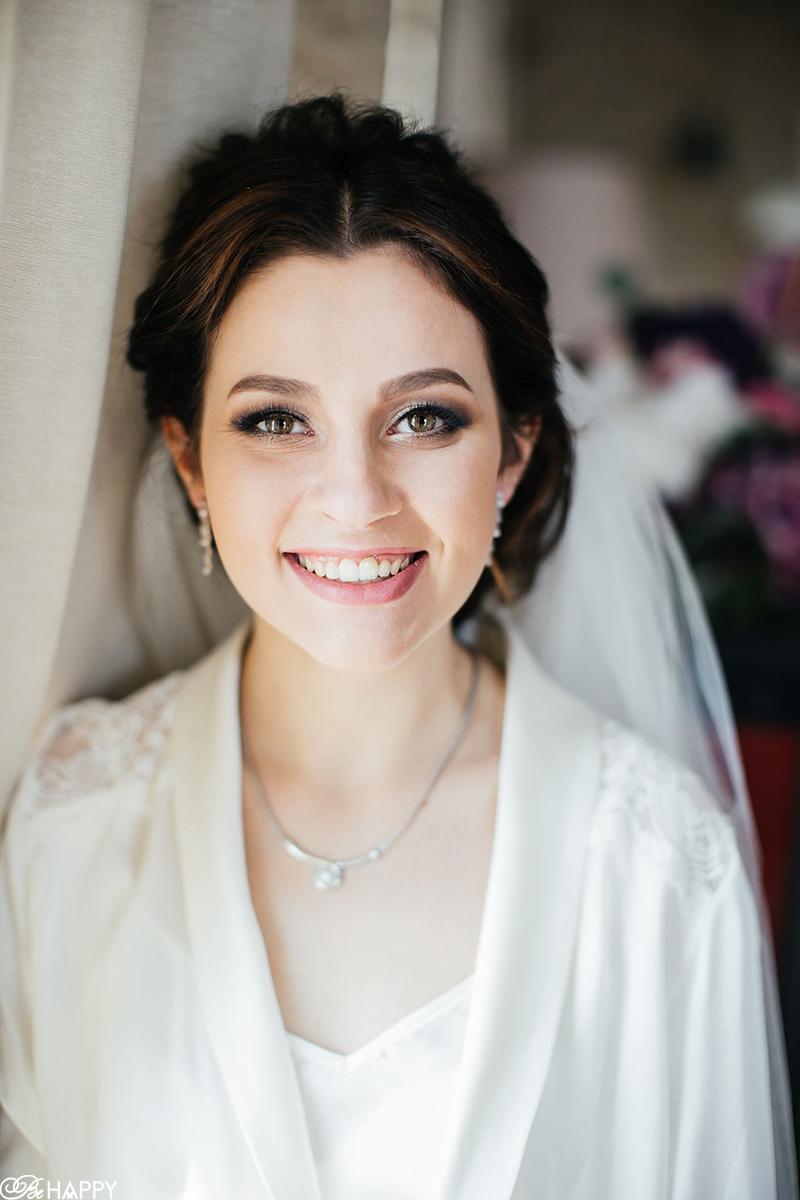 Фото счастливой невесты утро перед свадьбой фотосессия