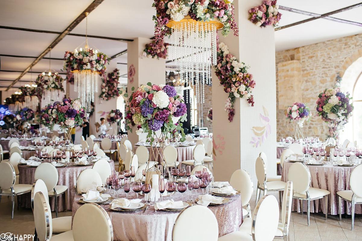 Стилизованный свадебный декор украшение банкетного зала Би Хеппи