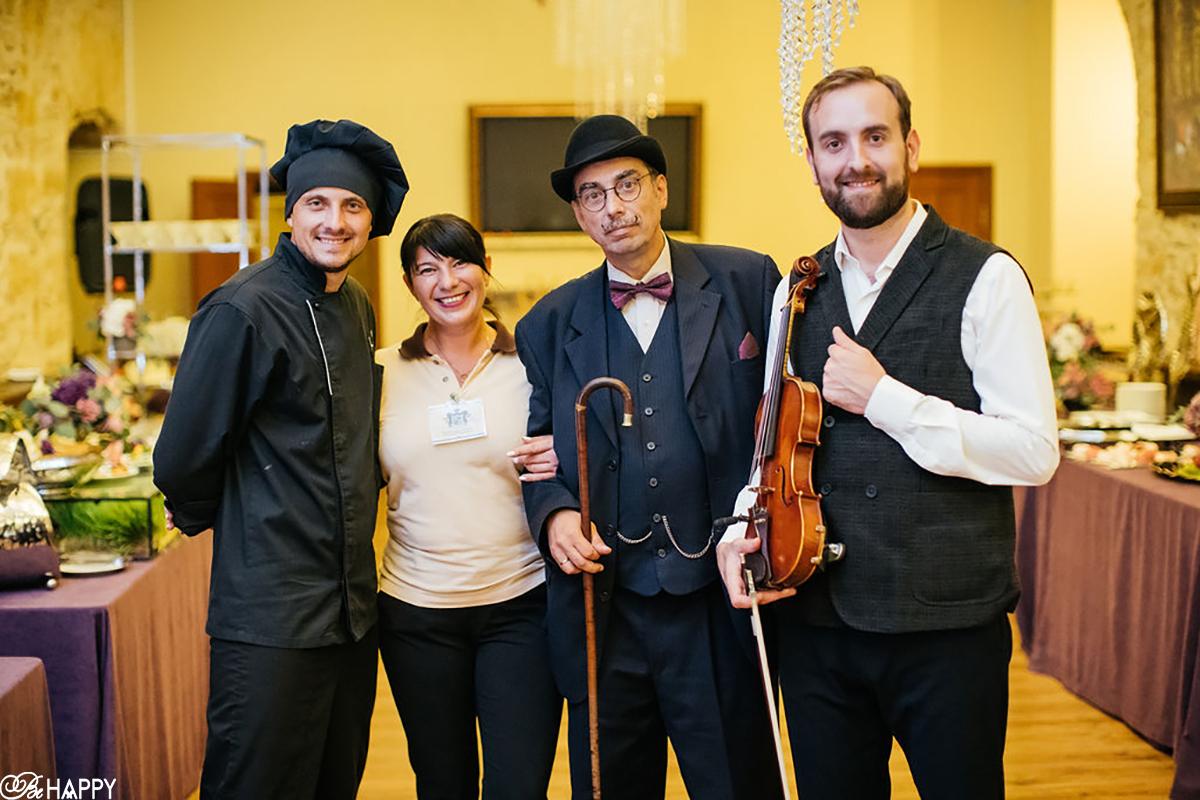 Музыкальный коллектив выездная свадебная церемония Би Хеппи