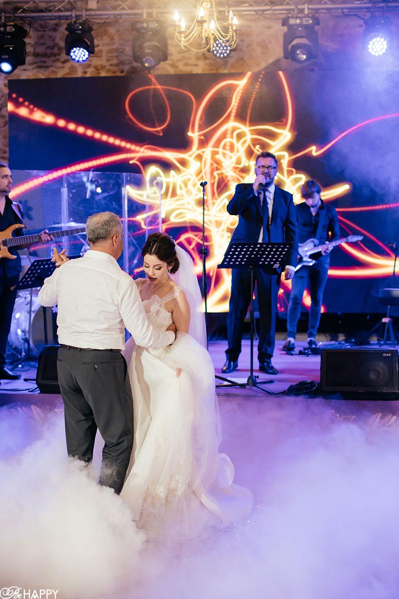 Танец невесты с отцом фото Be happy wedding