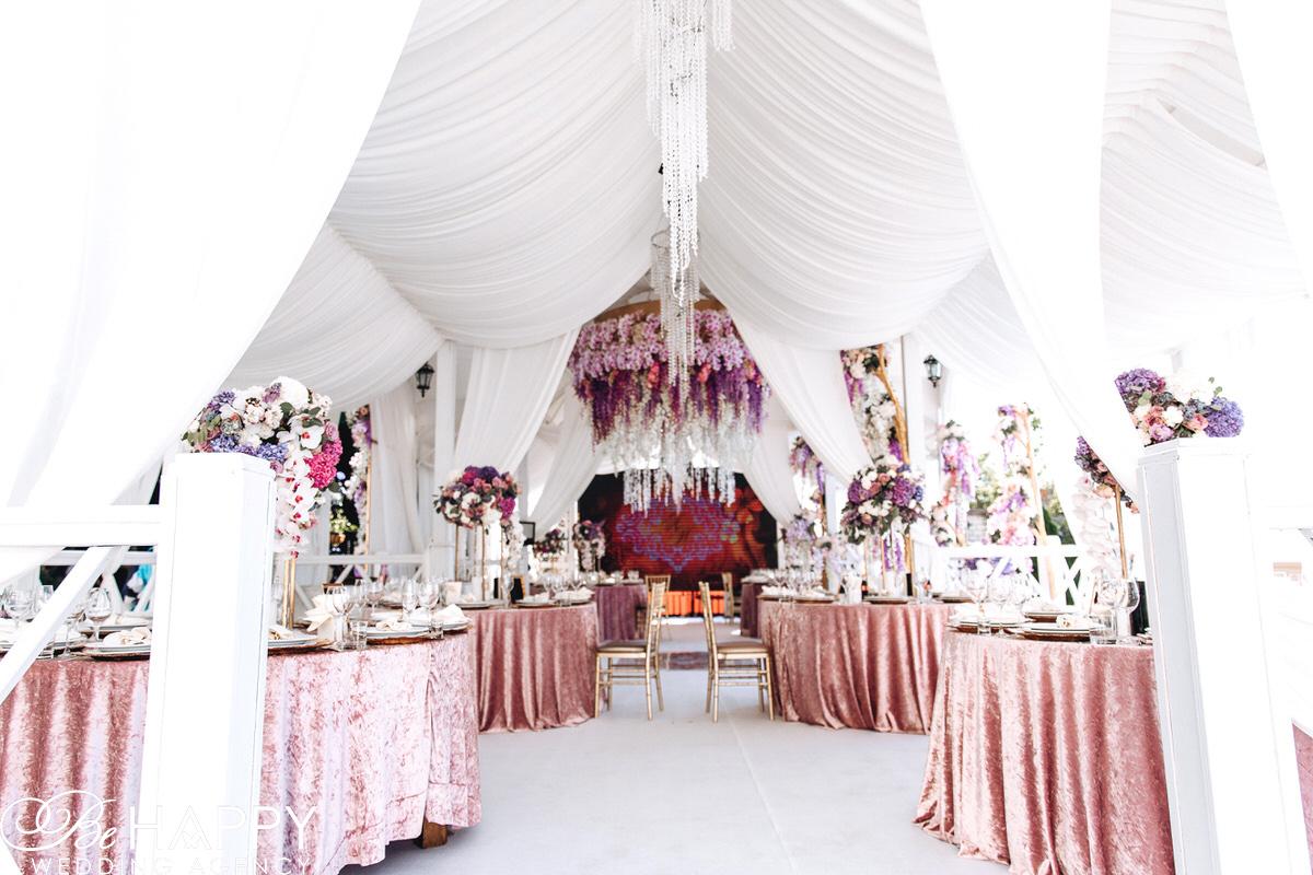 Свадебный шатер для проведения банкета свадебный декор бихеппи