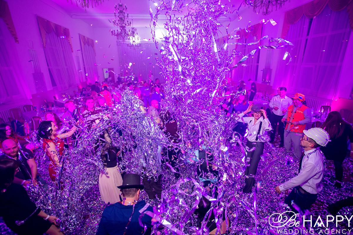 Корпоративное мероприятие MDEM танцующие гости